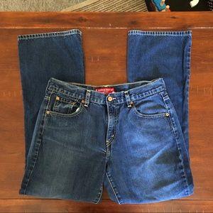 Levis 515 Nouveau Boot Cut Jeans